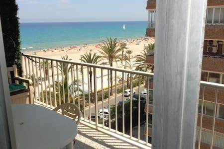 first line beach-apartment - Alacant - Pis