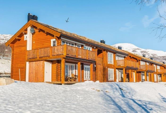 Fjellsetra Nysætervatnet hyttegrend Mountain Lodge - Straumgjerde - Casa de campo