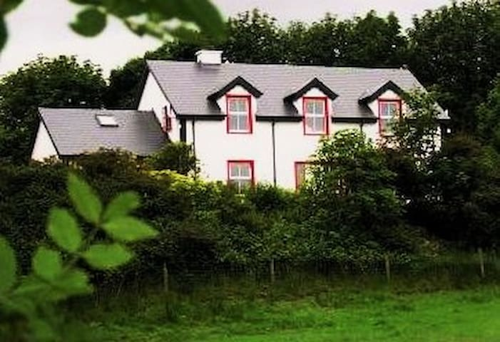 Big House in  County Donegal near beaches