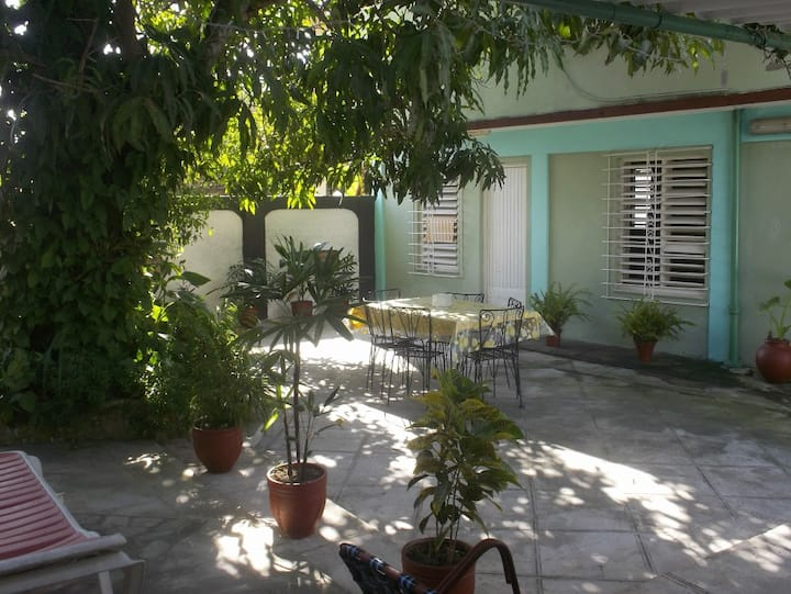 Peaceful rooms in Pinar del Rio