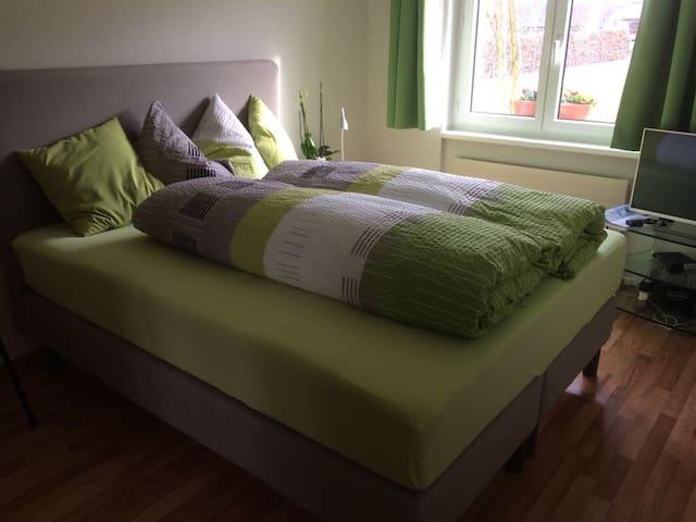 Gemütliches Zimmer in Stadtnähe / Close to Basel! - Pratteln - House