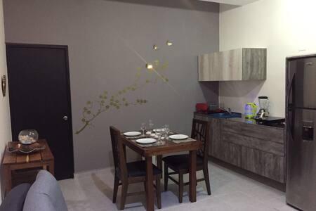 Bella y cómoda casa en Pto. Morelos Riviera Maya
