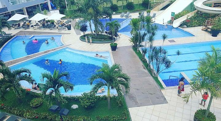Flat ao lado da Pousada do Rio Quente - Hot Park
