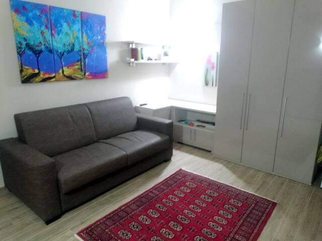 Small and central apartment - Crotone - Apartmen