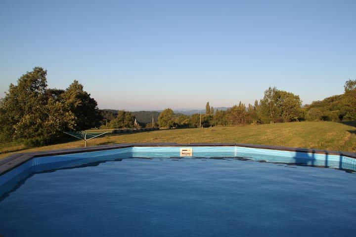 Maison avec piscine 6 personnes