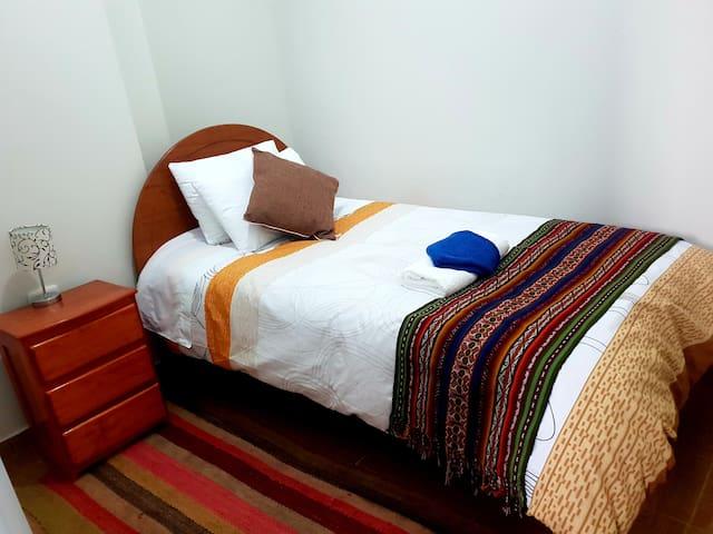 Alojamiento familiar en Ollantaytambo.