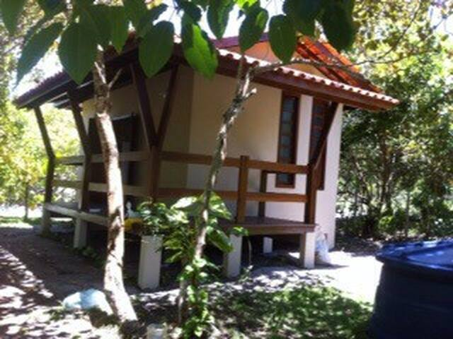 Chalé 2 Ilha de Boipeba - Cairu - Huis