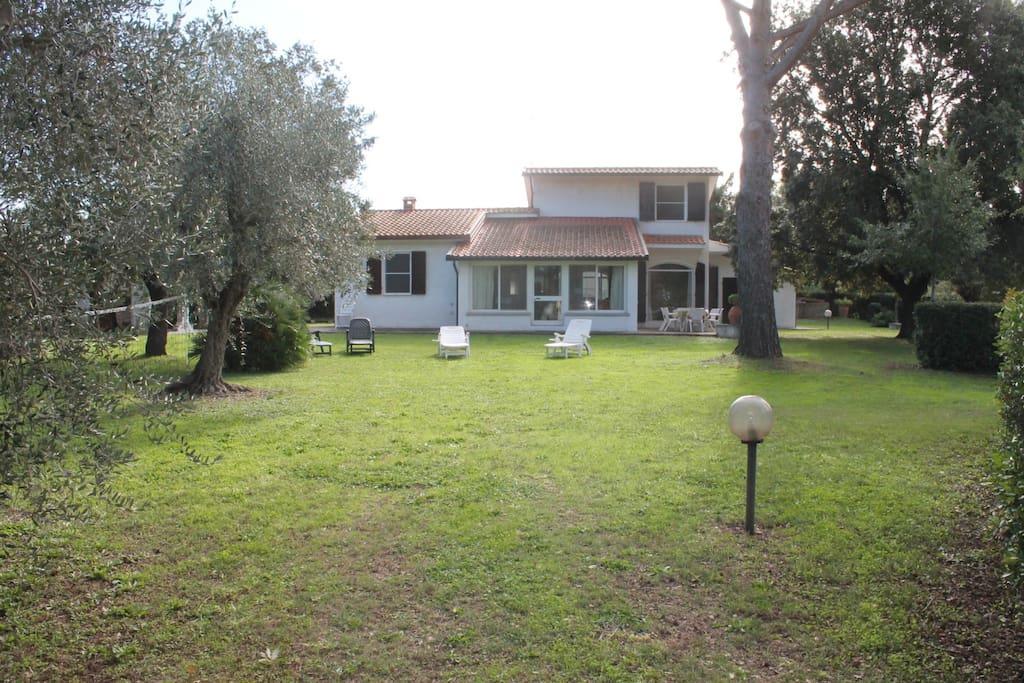 Villa La Respigola