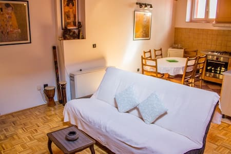 Apartment in the old town of Rovinj / car park