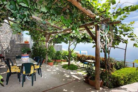 Apartament with garden - Furore