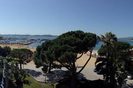 Vue Golfe St Tropez Unique Centre Ste Maxime Plage