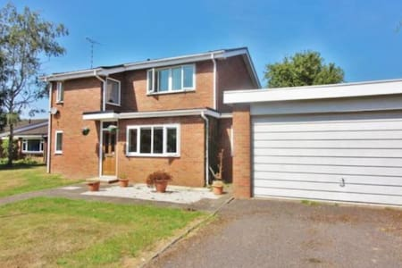 Detached house near Warwick University