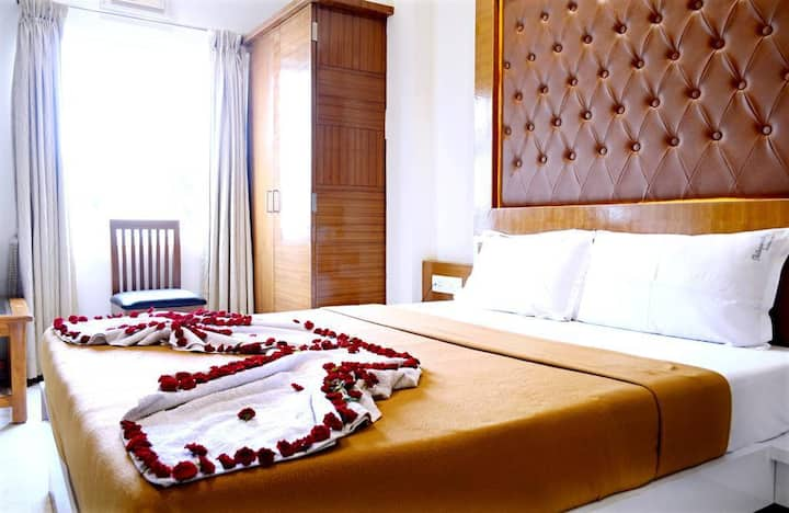 Deluxe Room @ Pondicherry