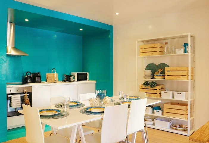 Charming apartment in Sta Isabel (City Center)