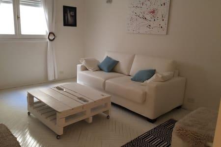 comfortable ambiente en lo mejor de recoleta - Appartamento