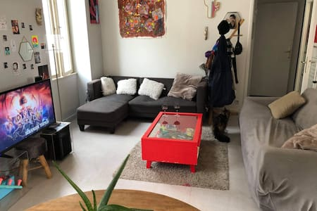 Appartement cosy hyper centre