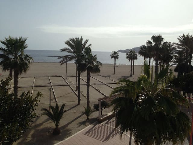 Amazing apartment just in front of beach. - Carboneras