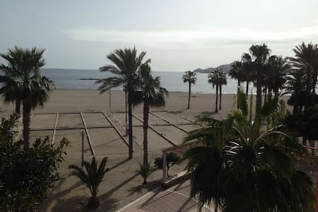 Amazing apartment just in front of beach. - Carboneras - อพาร์ทเมนท์