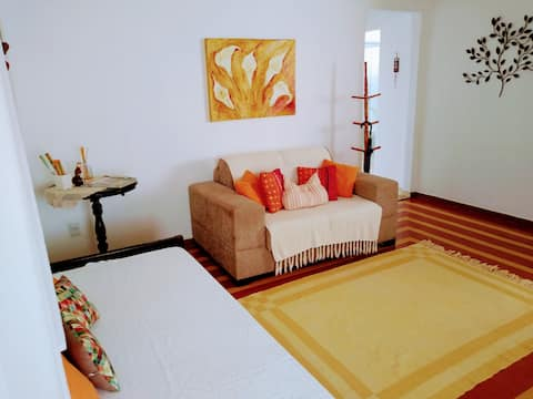 Apartamento Ateliê Xique-Xique. Ótima localização!