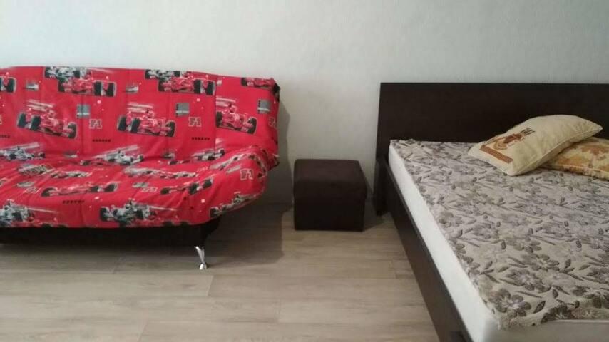 Уютная и свежая квартира <3