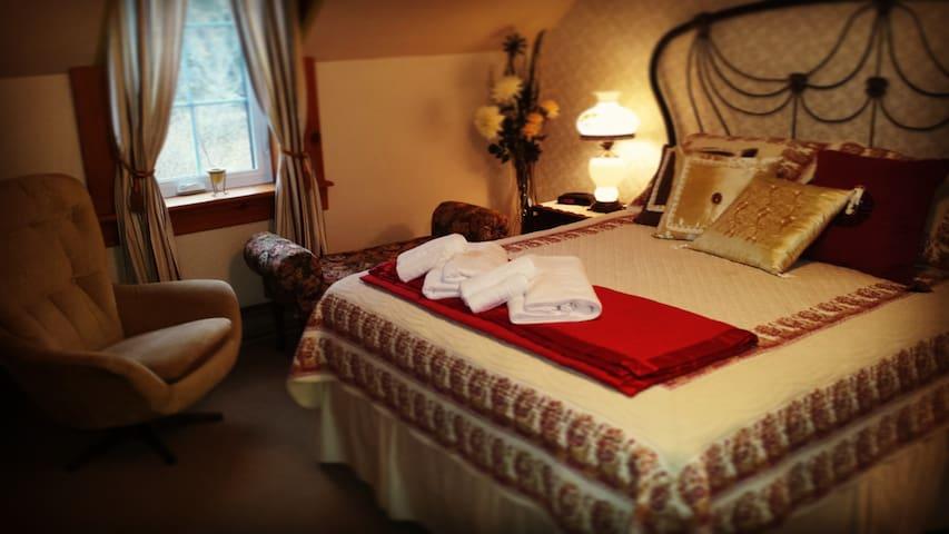 Le Gîte du Petit Canton Chambre Brittany
