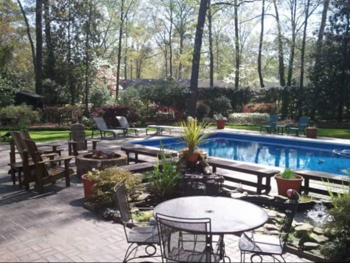 2020 Masters Week Rental with a Pool