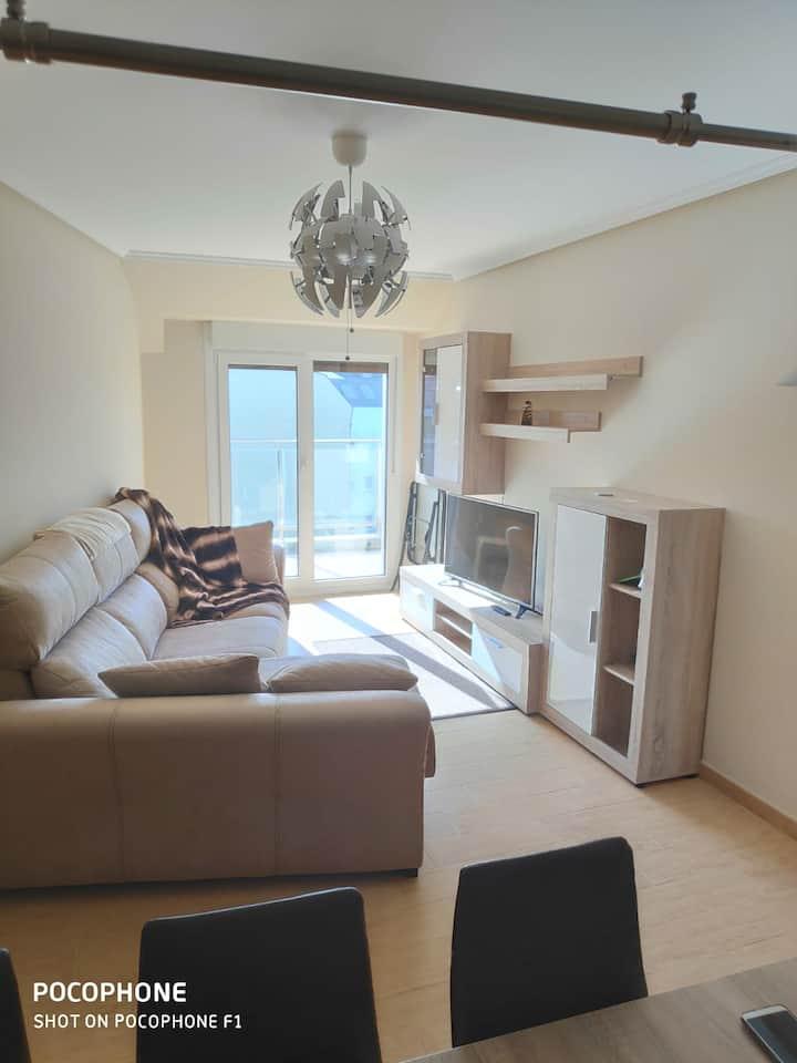 Magnifico apartamento en Malpica