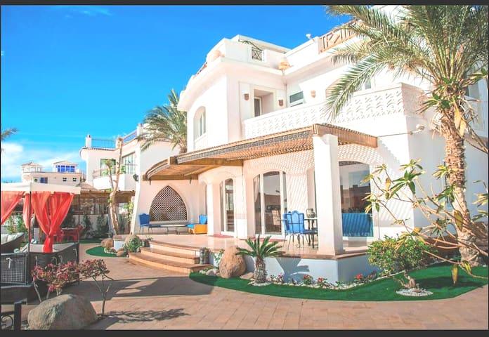 "Enjoy summer discount with Villa JACARANDA""Family"""