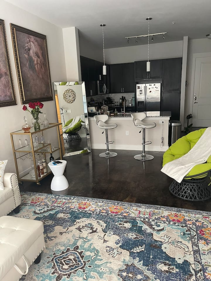 Oaklawn Apartment - Walking distance to LGBT Bars