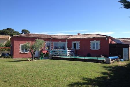 Villa contemporaine au calme avec Piscine - Puilacher