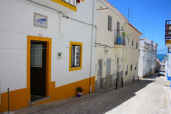 Tradicional Portuguese rustic house