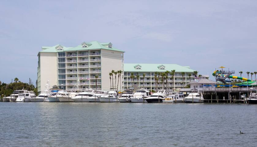 Indian Rocks Beach 2 Bedroom Condo Splash Harbor
