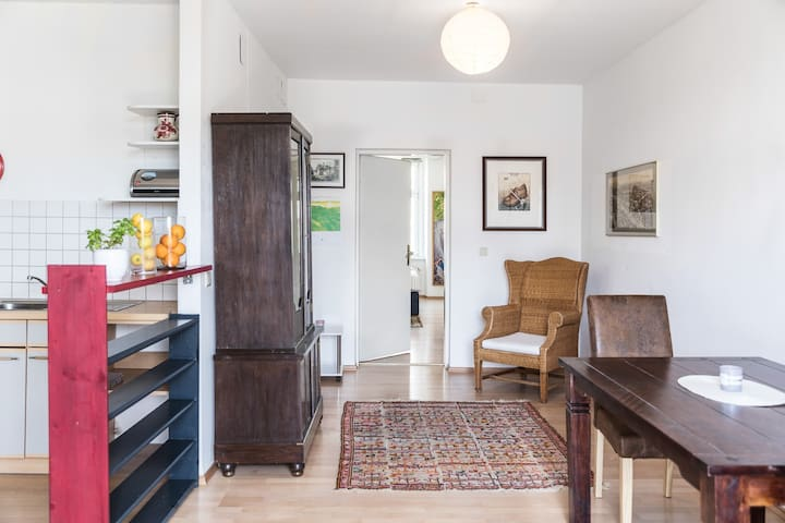2-Zimmer Apartment in zentraler Lage