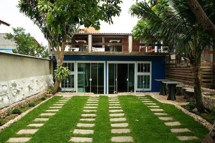 Hostel House Santinho Dorm misto com 10 camas A