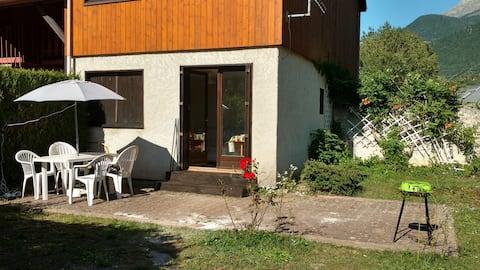 appartement avec jardin allemont