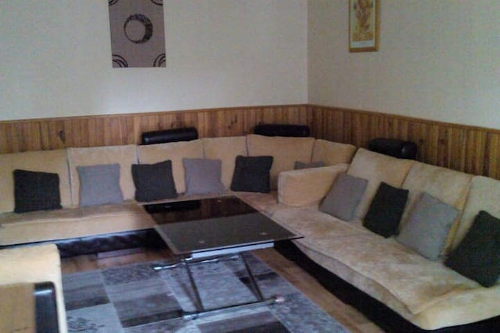 Great room(s) to let in a beautiful big appartment - Bron - Apto. en complejo residencial