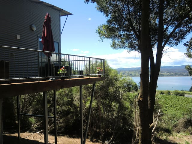 Tamar Ridge-2 bedroom Winery Chalet