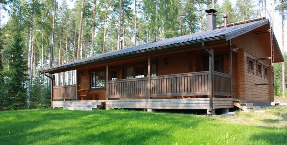 Villa with own beach - Savonlinna - Villa