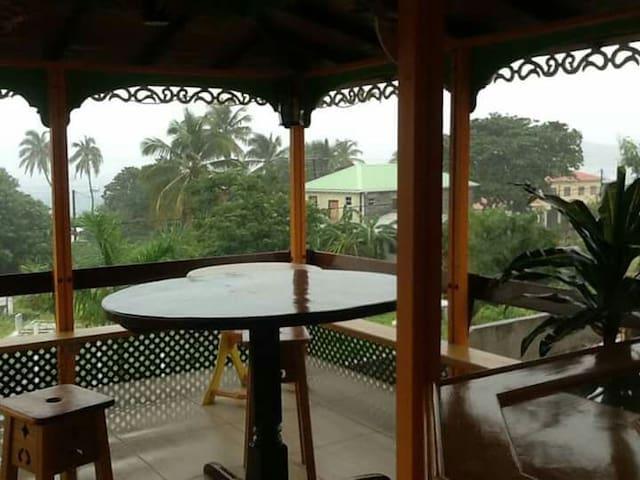 Millennium Connection Guest House - Petite Martinique - Talo