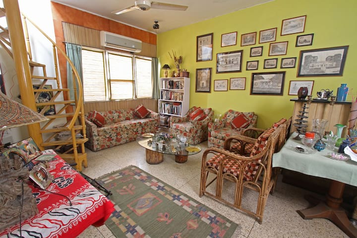 Nina Kochhar's Homestay - New Delhi - Apartment