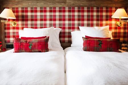 Suite luxeuse au coeur de Verbier - Bagnes - Bed & Breakfast