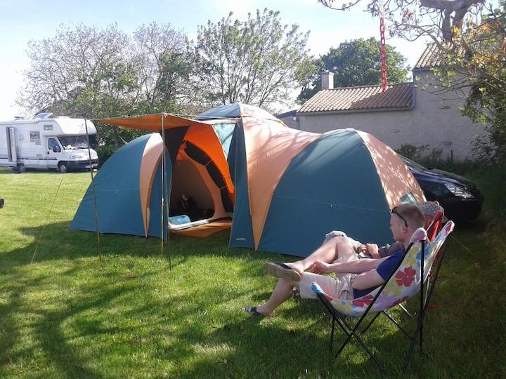 Camping Vendée chez l'habitant