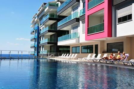 Konak Sea Side Luxury Apartments - Kestel Belediyesi