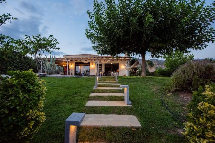 Luxury House in a Farm