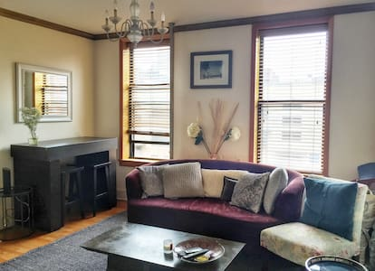 Sunny East Village 1 bedroom - Apartment