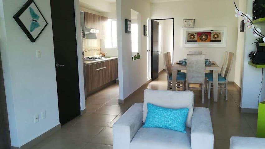 Bonita y cómoda Casa en Acapulco Diamante