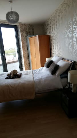 19. Luxury 1 bed city apt  in a great location - Birmingham - Daire