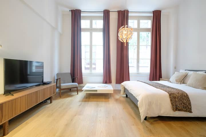 Beautiful studio located in the heart of Brussels