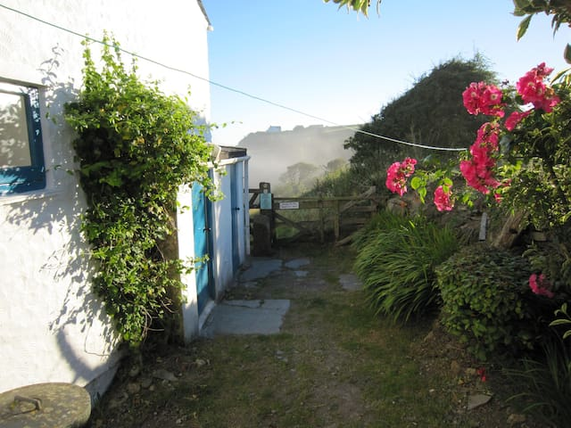Charming period seaside cottage in North Cornwall - Treknow - Casa