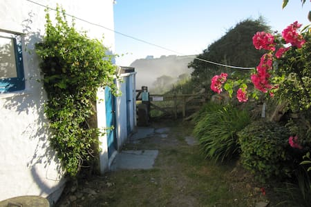 Charming period seaside cottage in North Cornwall - Treknow - Hus